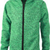 (PS) (02.0589) – James & Nicholson JN 589 [green melange-black] (Front) (1)