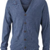 (PS) (02.0668) – James & Nicholson JN 668 [denim melange] (Front) (1)