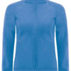 (PS) (01.0937) – B&C Hooded Softshell women [azure] (Front) (1)