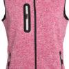 (PS) (02.0773) – James & Nicholson JN 773 [pink melange-off white] (Front) (1)