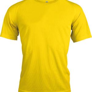 (PS) (20.P438) - Kariban ProAct PA438 [true yellow] (Front) (1)