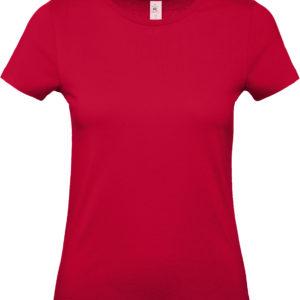 (PS) (01.002T) - B&C #E150 women [deep red] (2)